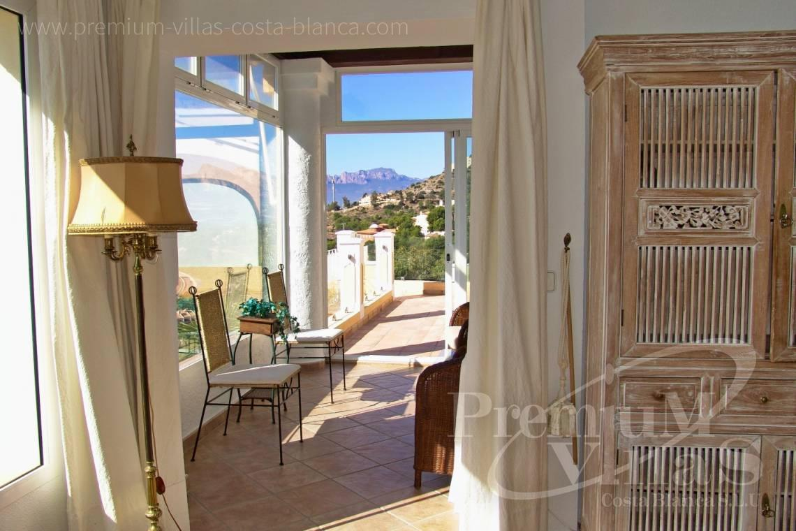 - CC2430 - Terraced house with sea views in Altea Hills 13