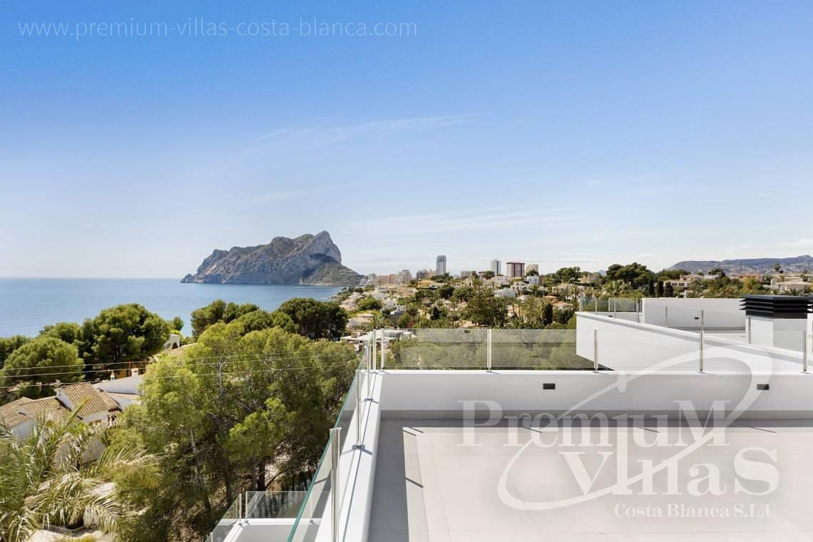 - C2374 - Luxury villa with sea views in Les Bassetes, Calpe 23