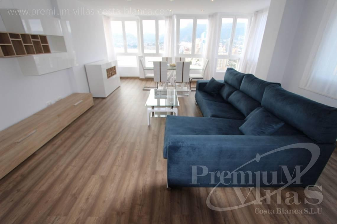 Penthouse apartment sea views Calpe Costablanca - A0575 - Apartment in front of the sea with spectacular views of Ifach Rock. 6