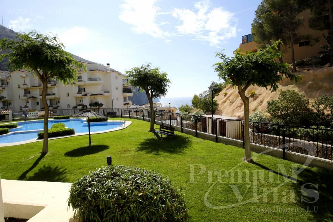 2 bedrooms apartment near the beach with sea views in Altea Costa Blanca - A0591 - Modern apartment in Mascarat, 500m from the sea, close to all amenities 2