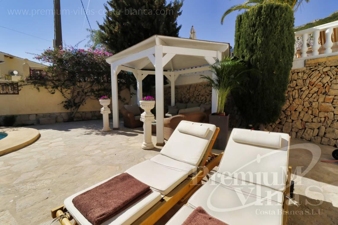 - C2265 - Sea view mediterranean villa 3 bedrooms in Calpe 4
