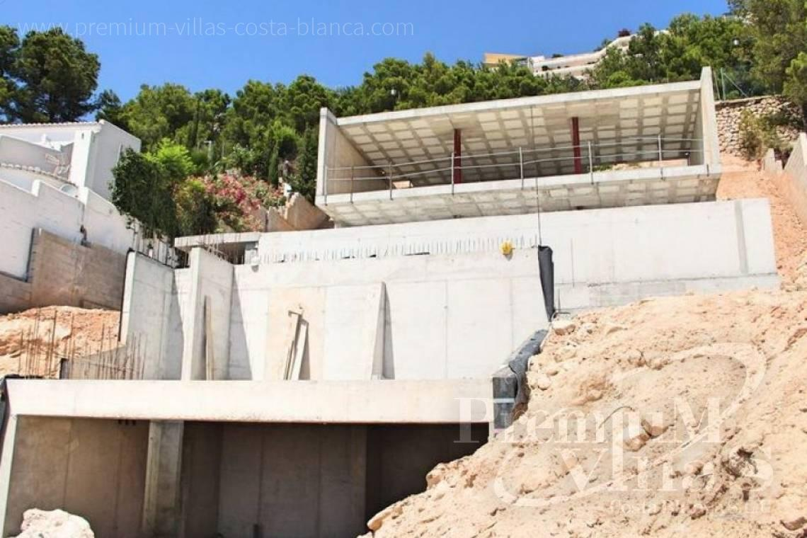 - C1912 - Under constructruction: Modern villa in Altea Hills with great views to the sea! 4