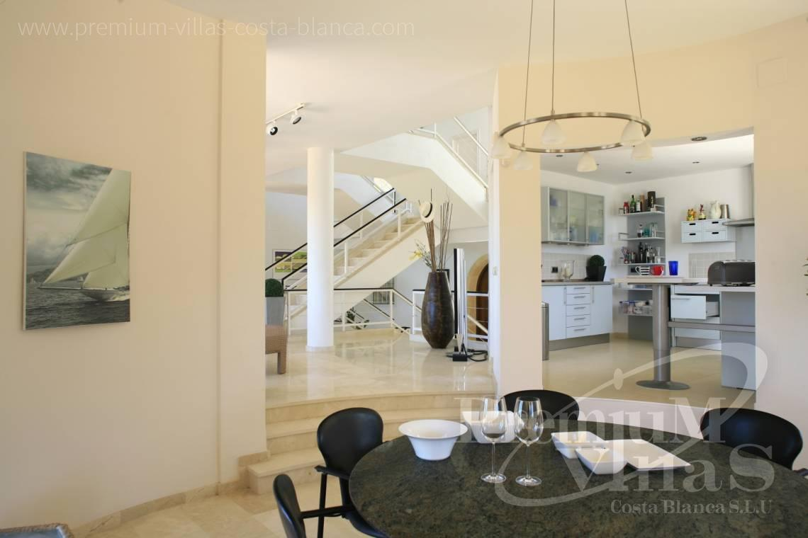 buy property Costa Blanca Spain - CC2195 - Mediterranean villa in Jávea with stunning sea views. 4