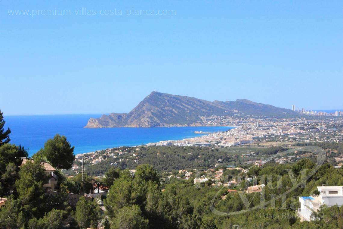 Villas for sale with sea views in Altea - C1472 - Modern villas (4 units left) with sea views in Altea 2