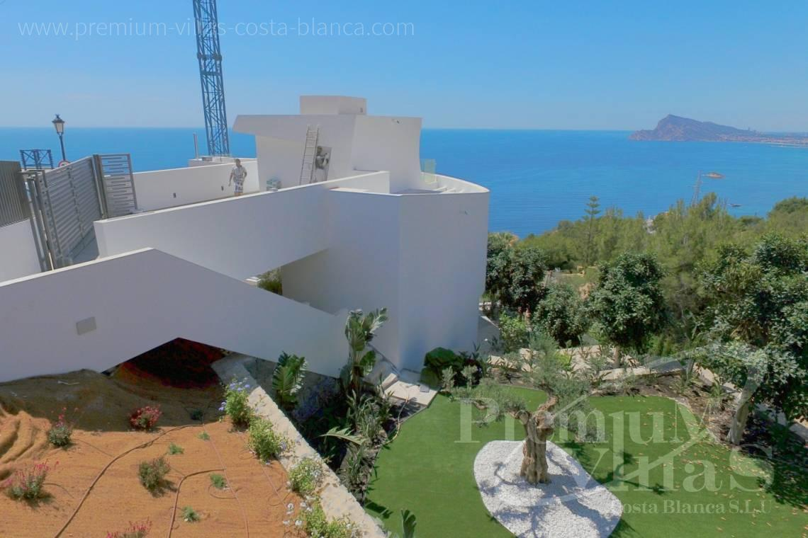 Modern villa with sea views in Altea Hills Costa Blanca - C1915 - Brand new luxury villa in Altea Hills with fantastic sea views! 19