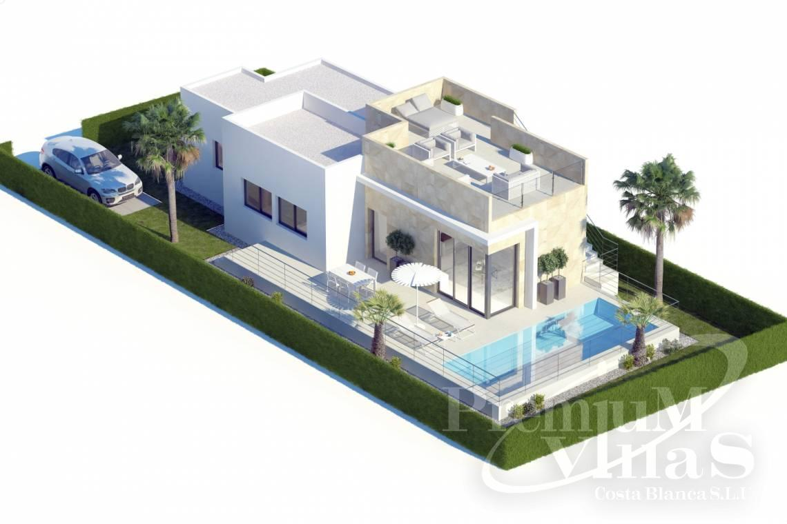 - C1904 - Modern villa with pool and sea views 6