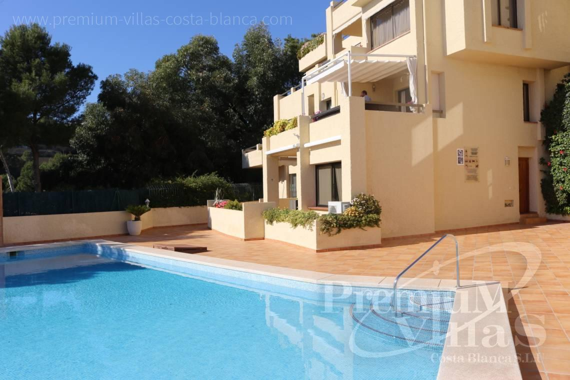 Buy 3 bedroom ground floor apartment near the beach in Altea Costa Blanca - A0620 - First line ground floor apartment in Altea 5