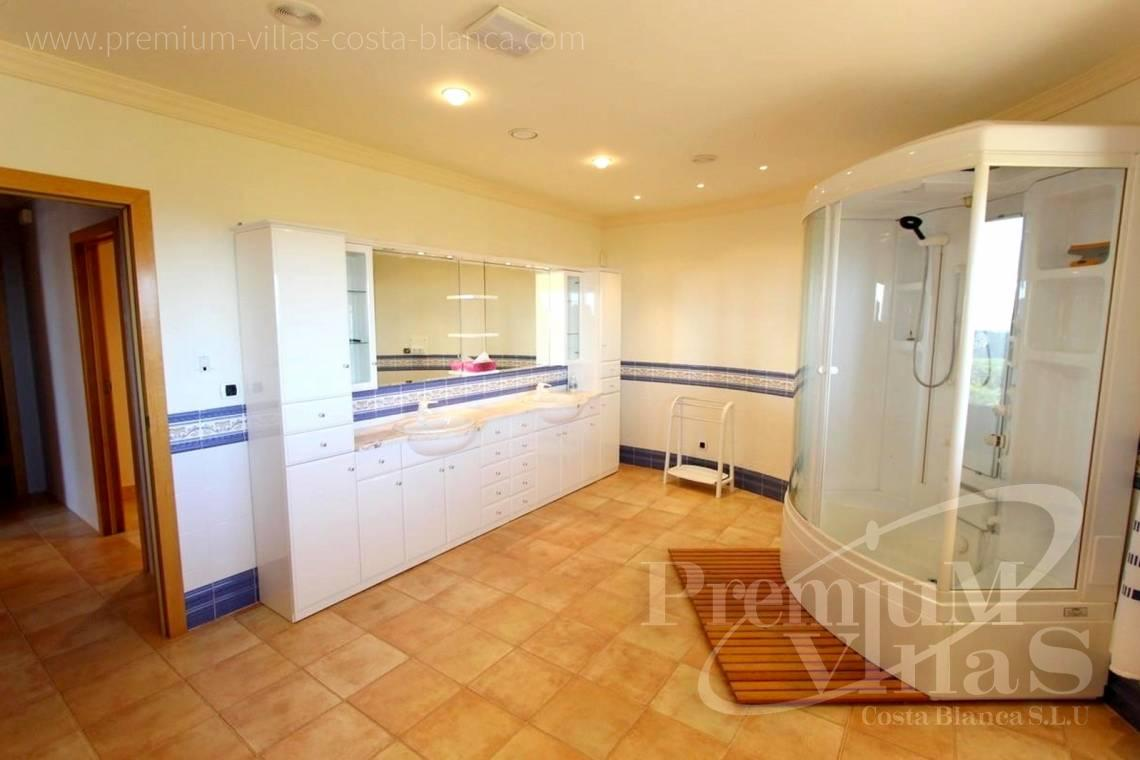 - C2174 - Luxury mansion on 3 levels with elevator and sea views in Calpe 30