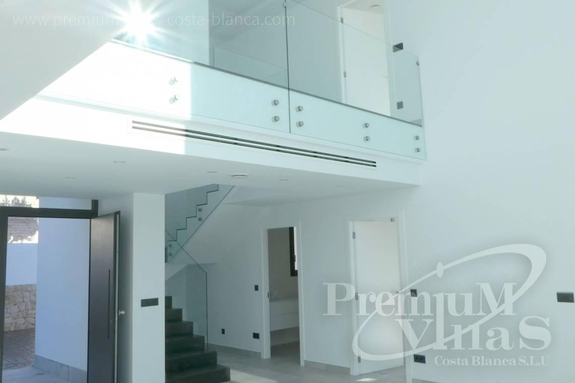 - C2176 - Modern villa in Moraira close to the beach and the golf course  9