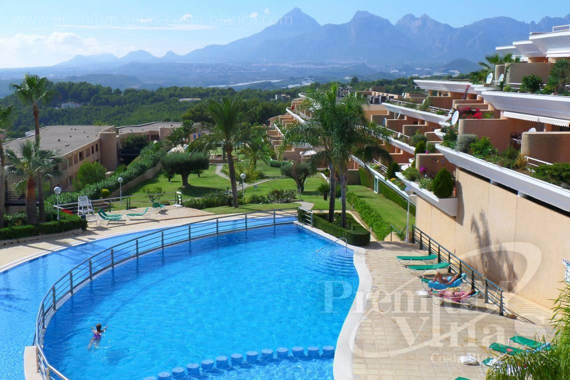 Buy apartment in the urbanization Altea la Nova in Altea Costa Blanca - A0614 - Apartment in the urbanization Altea la Nova in Altea 4