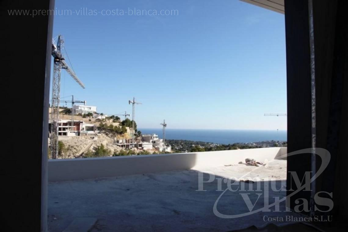 Luxury villa with sea views for sale in Benissa Costa Blanca - C2000 - Modern luxury villa in Benissa for sale with stunning sea view 8