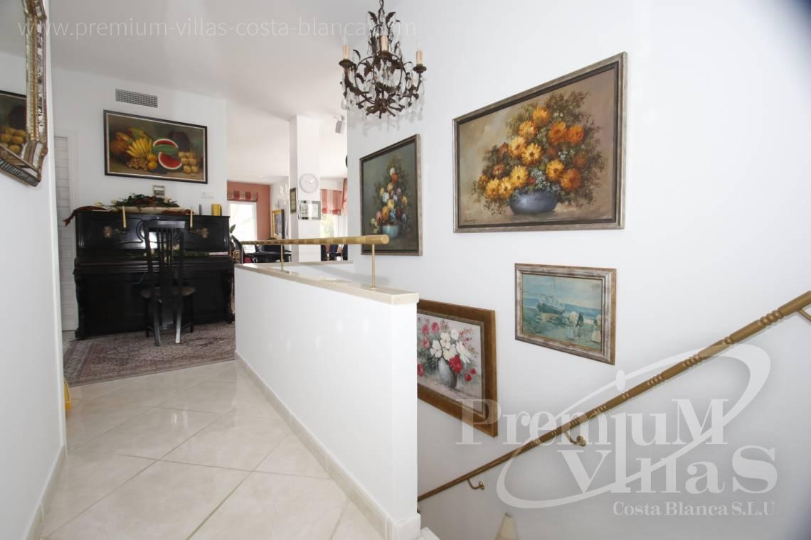 - C2141 - House in Altea with indoor pool, sauna, lift and guest apartment 13
