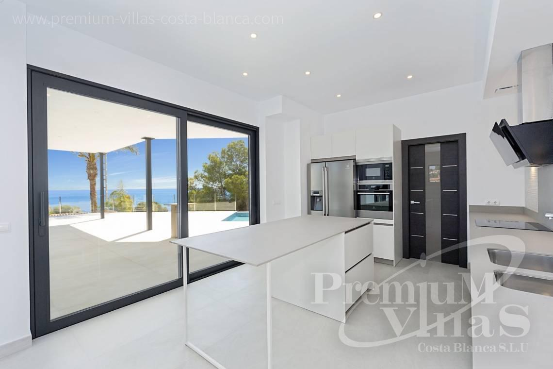 - C2374 - Luxury villa with sea views in Les Bassetes, Calpe 10