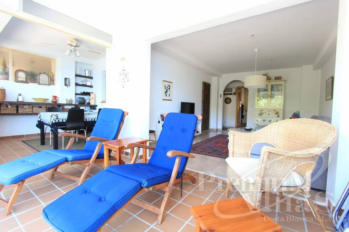 - A0522 - Apartment on the seafront in Calpe  7