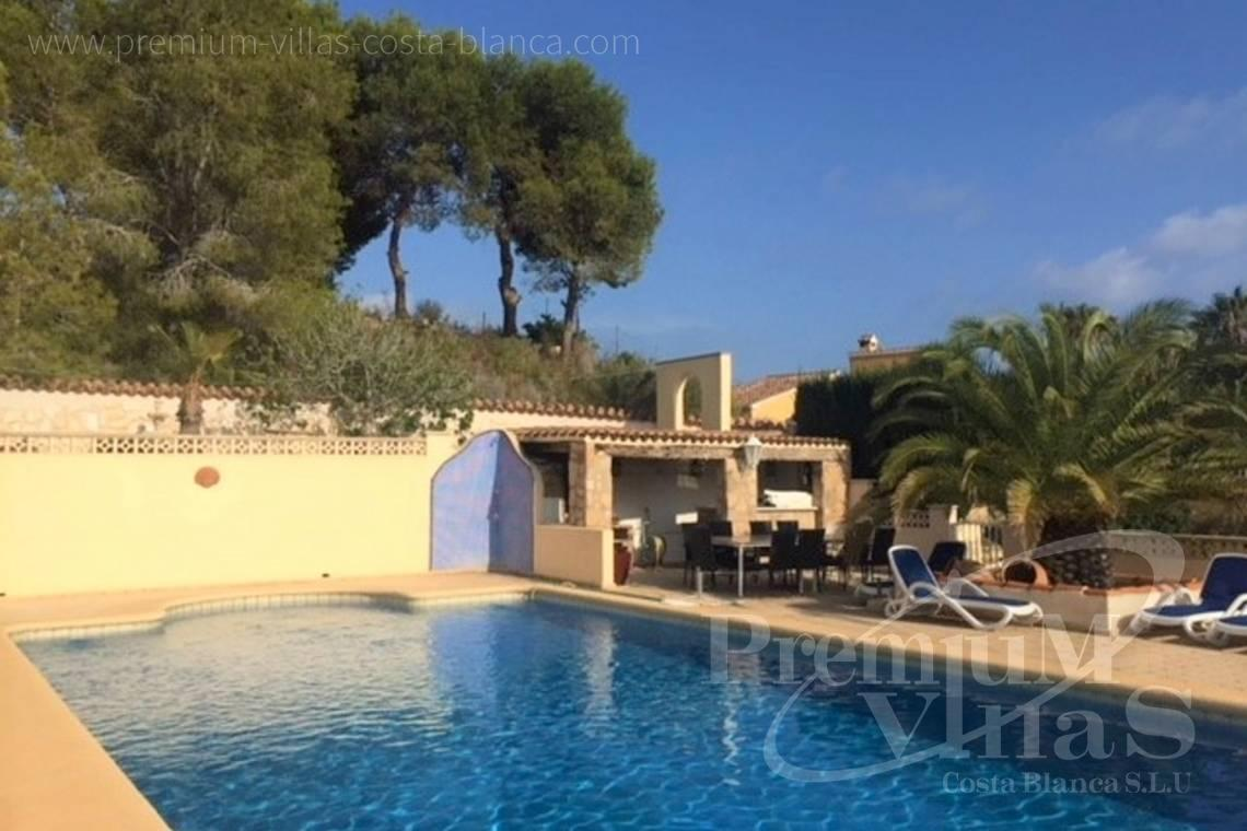 - C2153 - Villa in Calpe with guest apartment and wonderful views 6