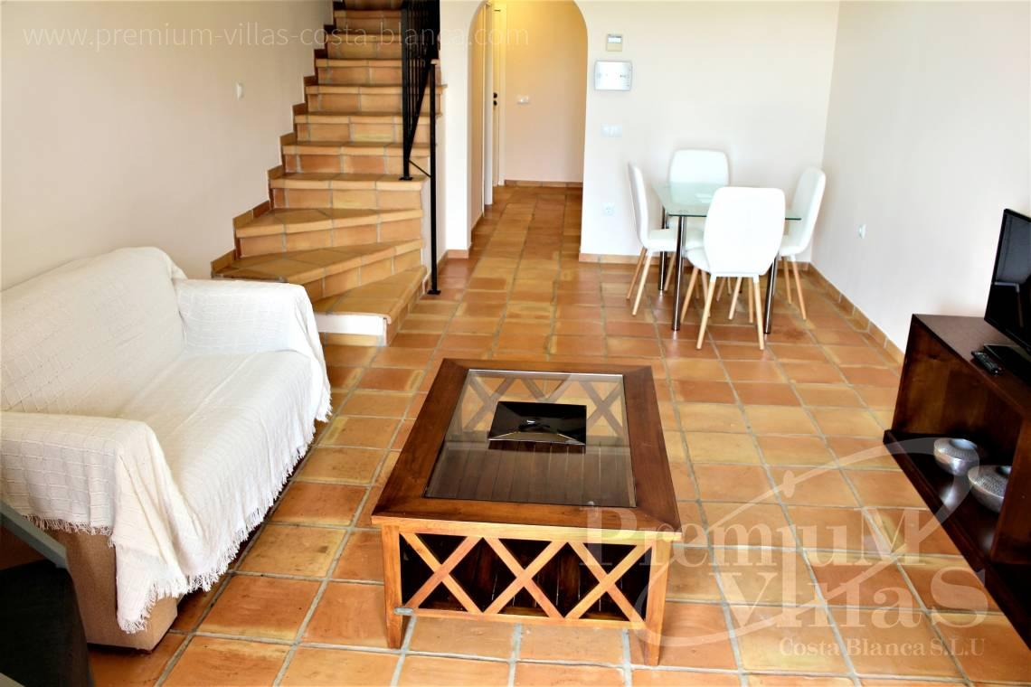 - C2267 - Terraced houses near the golf course in Finestrat 7
