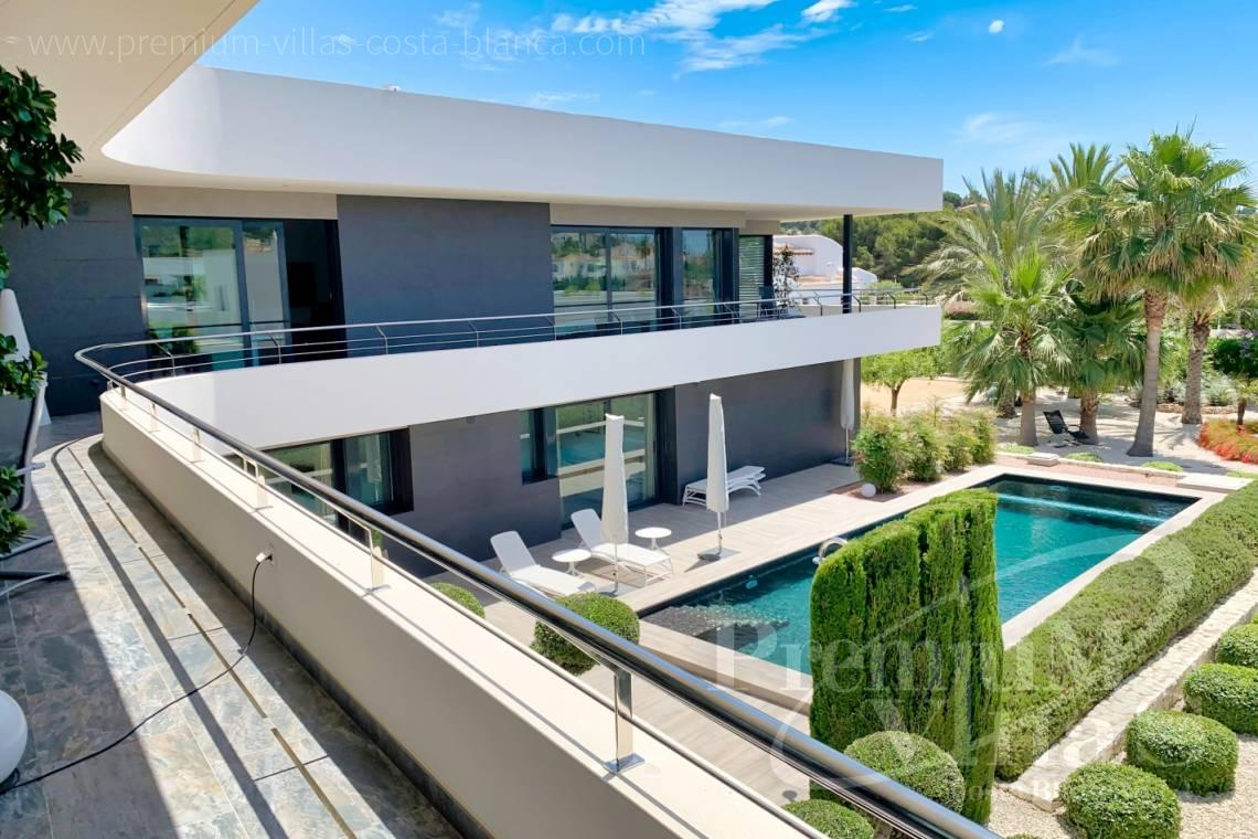 - C2433 - Spacious modern luxury villa in Moraira 5