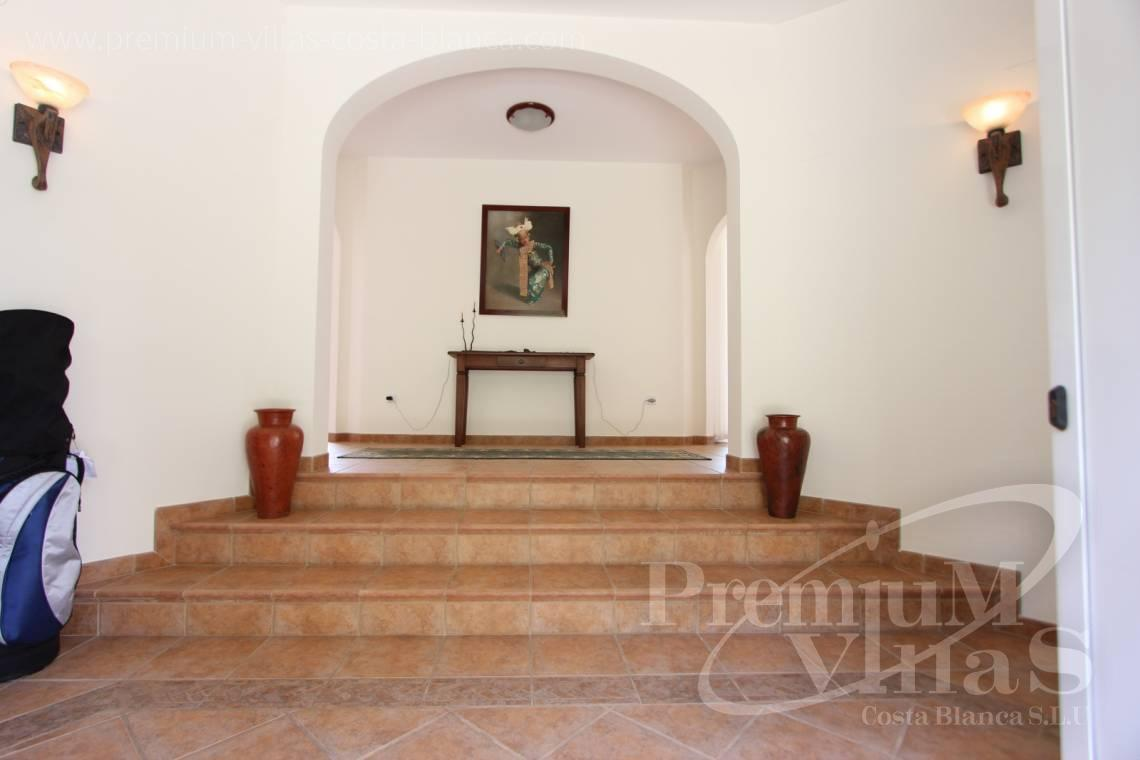 - C1298 - Contemporary style villa in Altea for sale with nice sea view 13