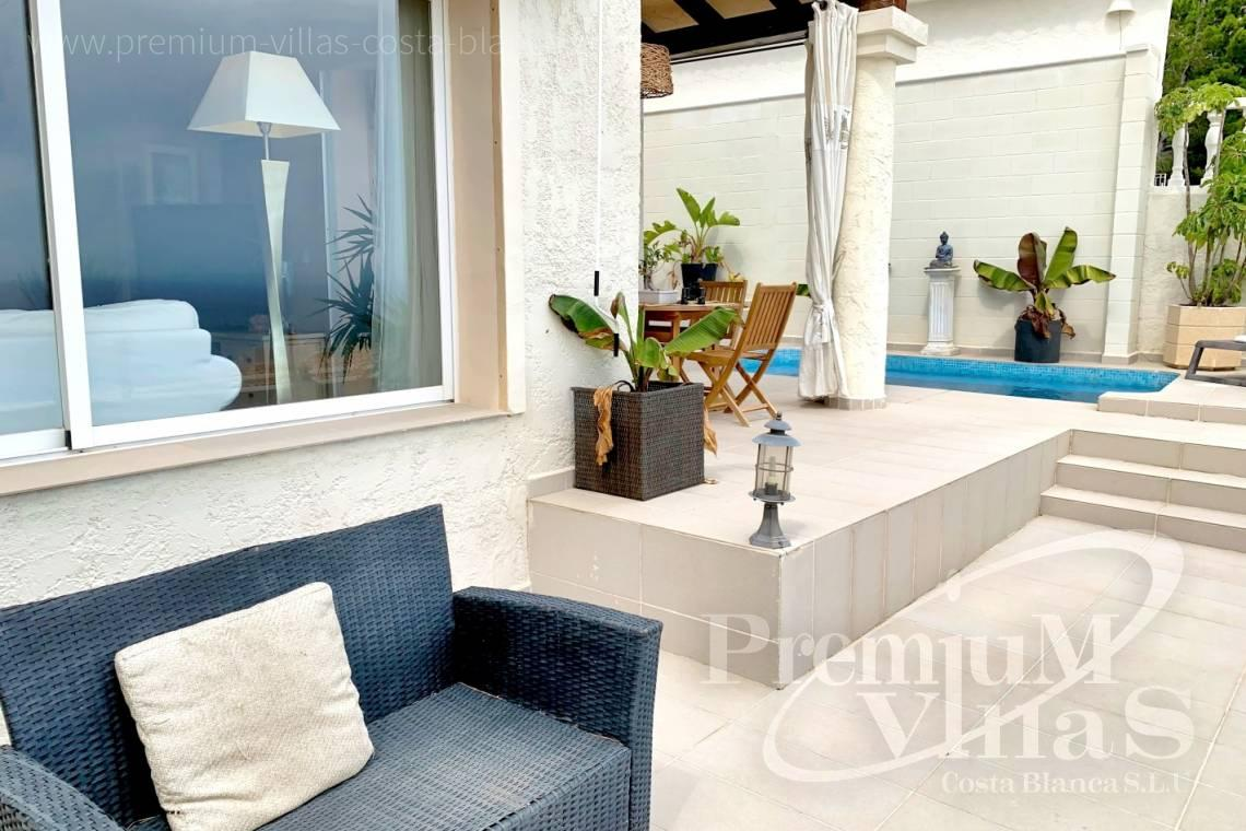 - C2438 - Semi-detached house with private pool in Altea Hills 7