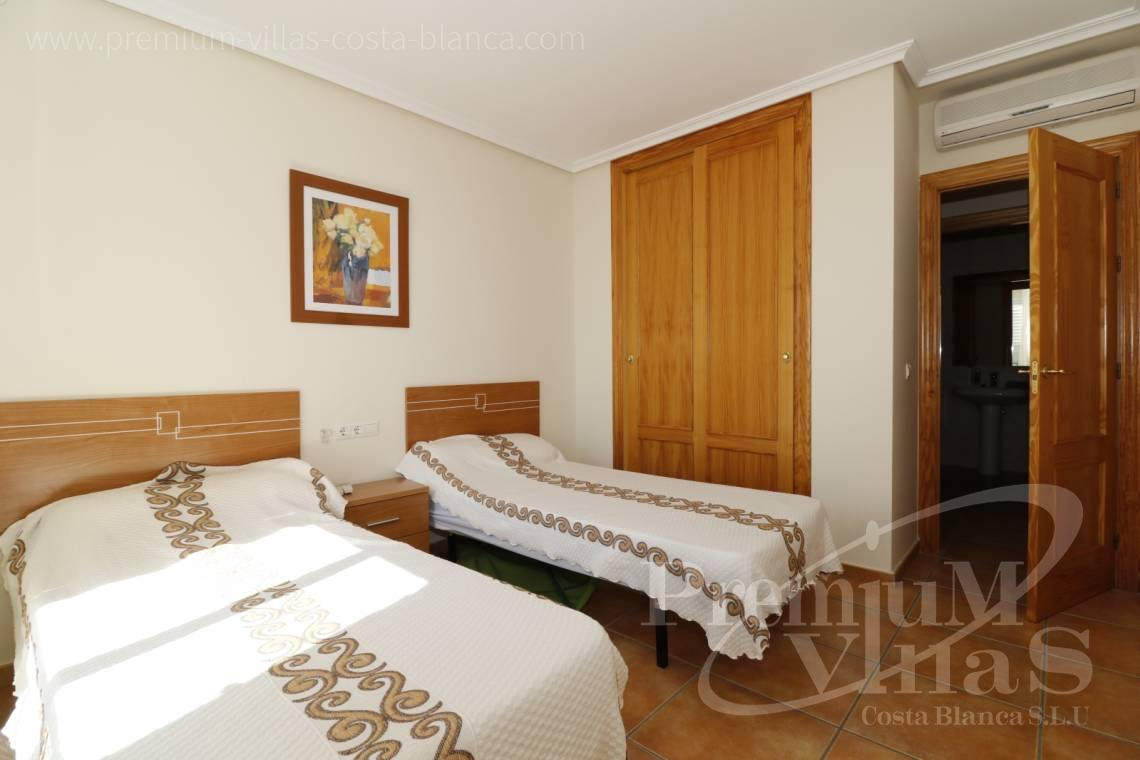 - C2224 - Bungalow in Mascarat near the beach, with spectacular views of the bay of Altea 16
