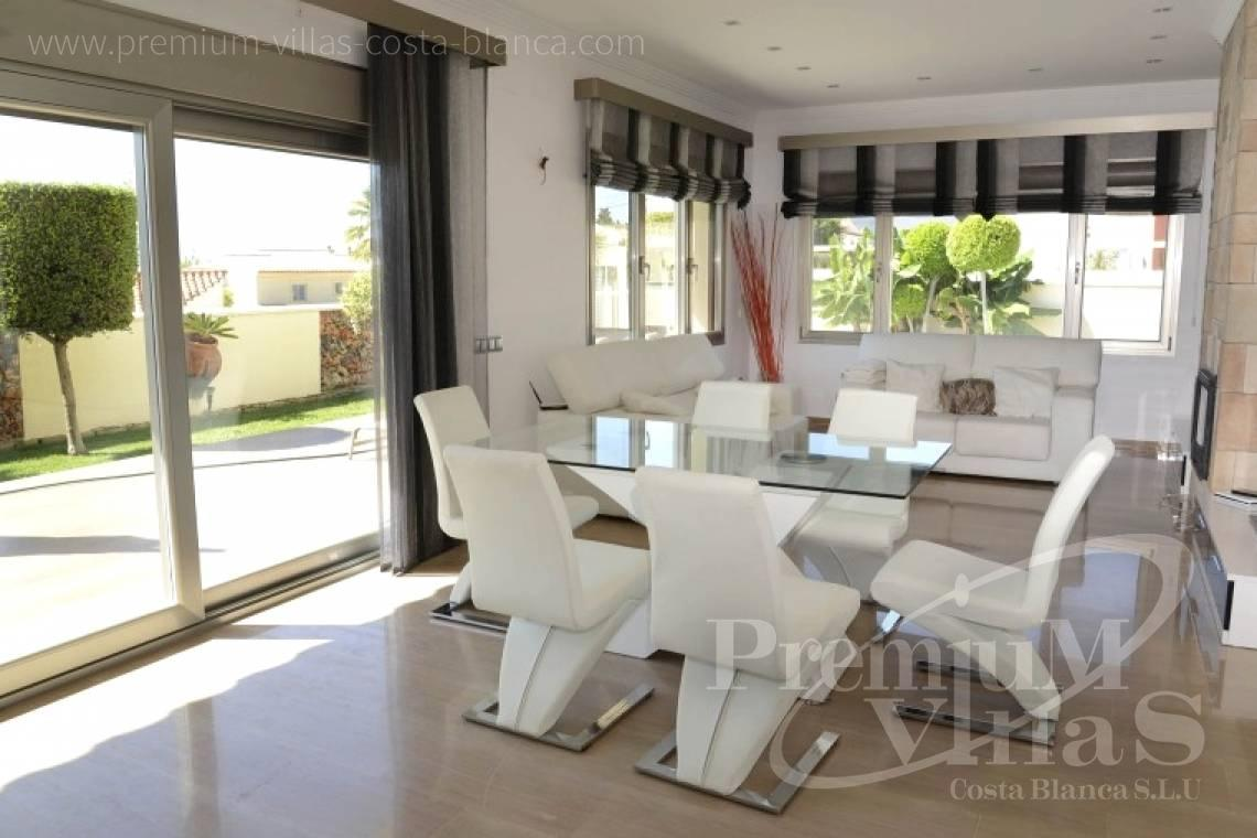 - C2223 - Modern villa in Calpe close to the beach  13