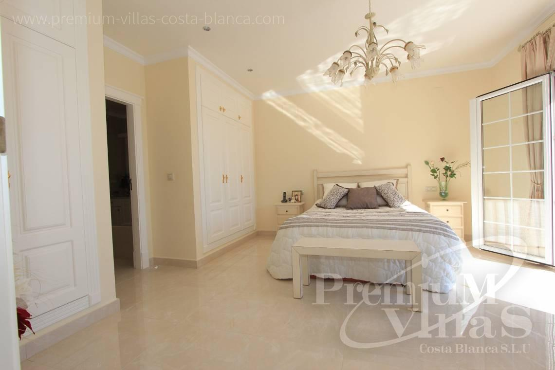 - C1721 - Colonial style villa in Altea with lovely sea views 19