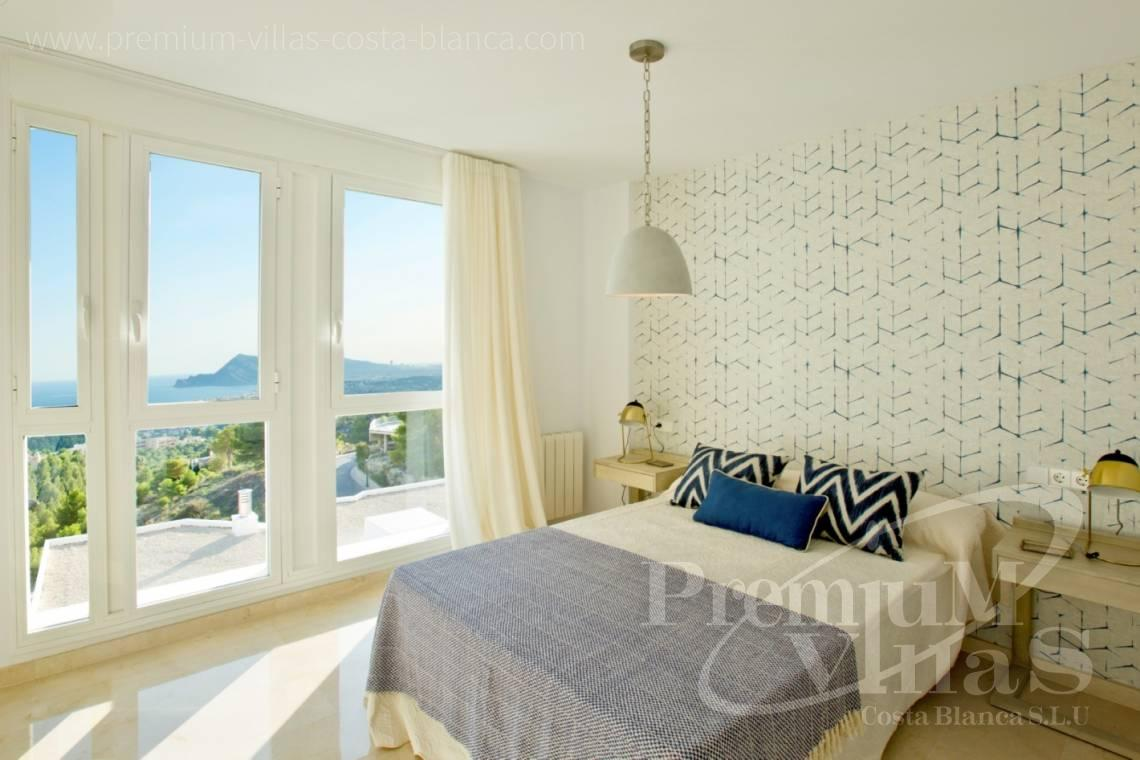 - C2243 - Modern and furnished villa in Sierra de Altea 10