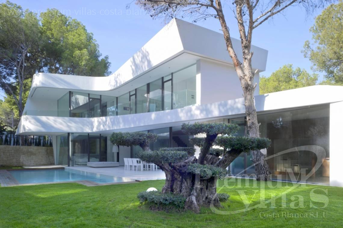 Modern villa for sale near the beach in Altea Costablanca - C2104 - Modern house in Altea only 300m from the beach 19