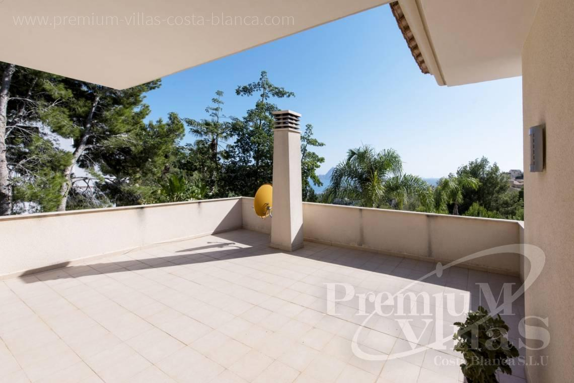 Buy villas houses sea view Altea Costa Blanca - C1265 - Villa with sea views for sale in Altea 23