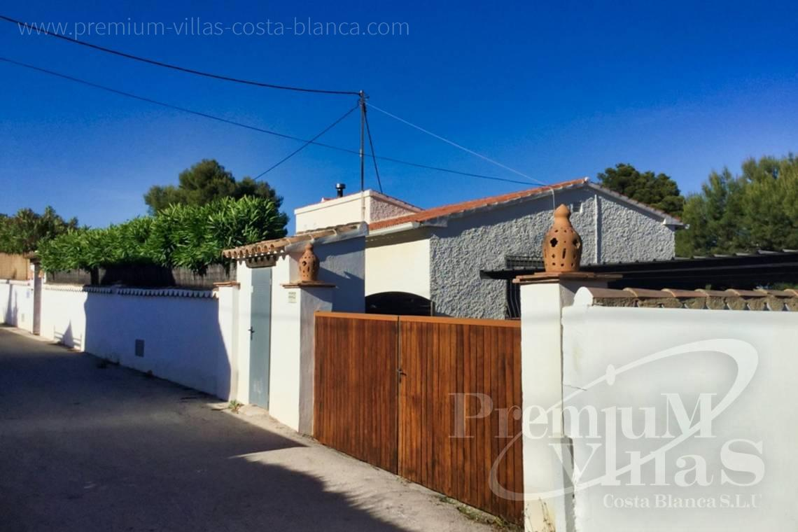 - CC2307 - Mediterranean house with sea views in Benissa Costa 24