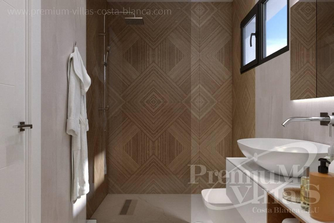 - C2349 - New construction semi detached houses in Finestrat 6