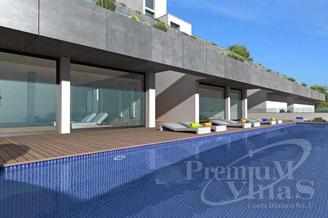 buy property Costa Blanca Spain - A0536 - Under construction: Modern and luxury appartments with large terraces 25