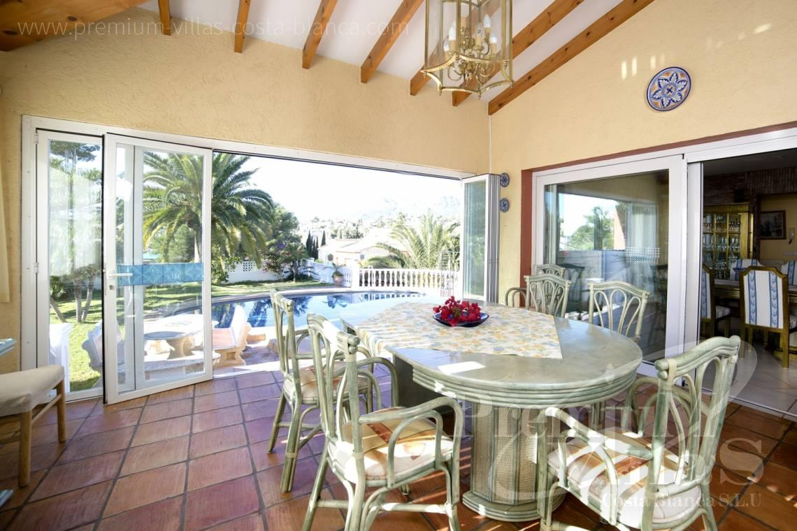 - C2171 - Villa in Calpe with guest apartment  5