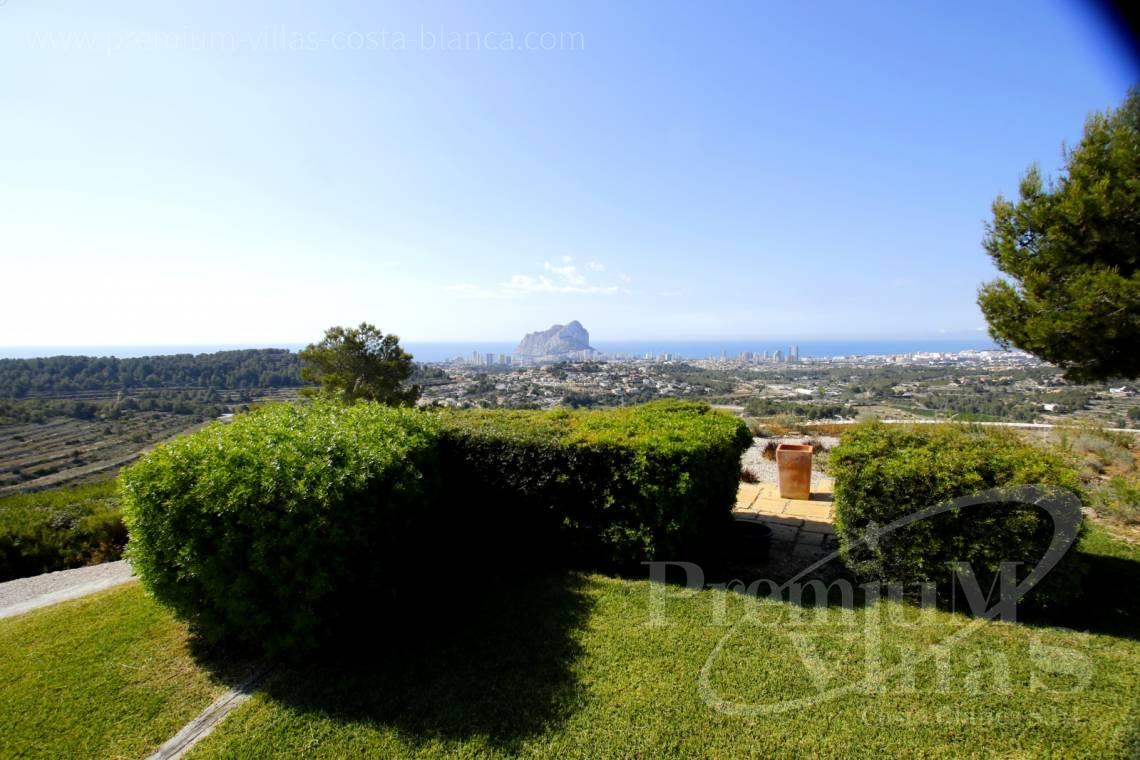- C2174 - Luxury mansion on 3 levels with elevator and sea views in Calpe 3
