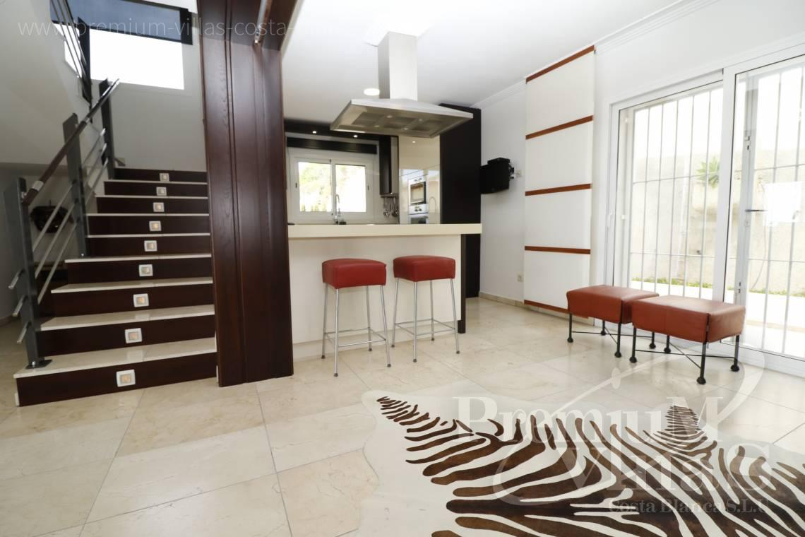 - C1784 - Modern villa with a lift and great sea views in Calpe 16