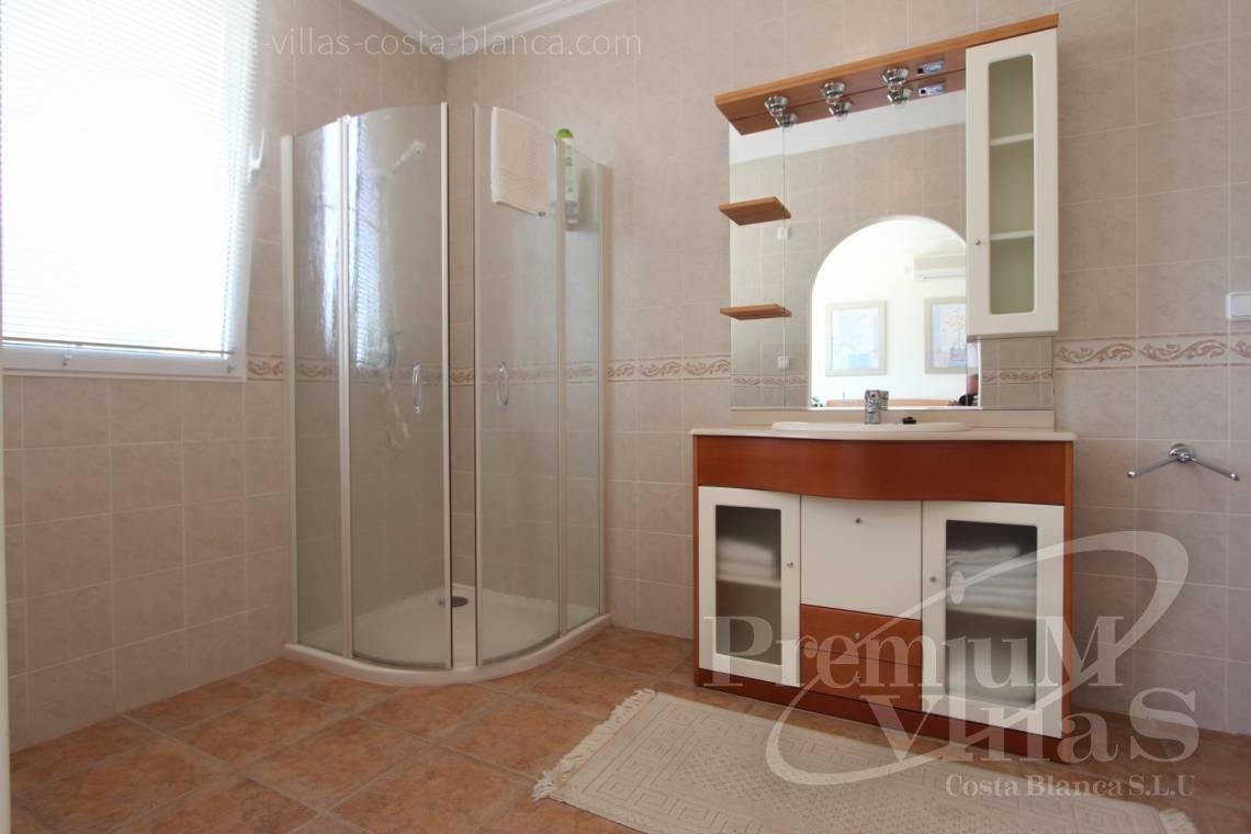 - C1298 - Contemporary style villa in Altea for sale with nice sea view 24