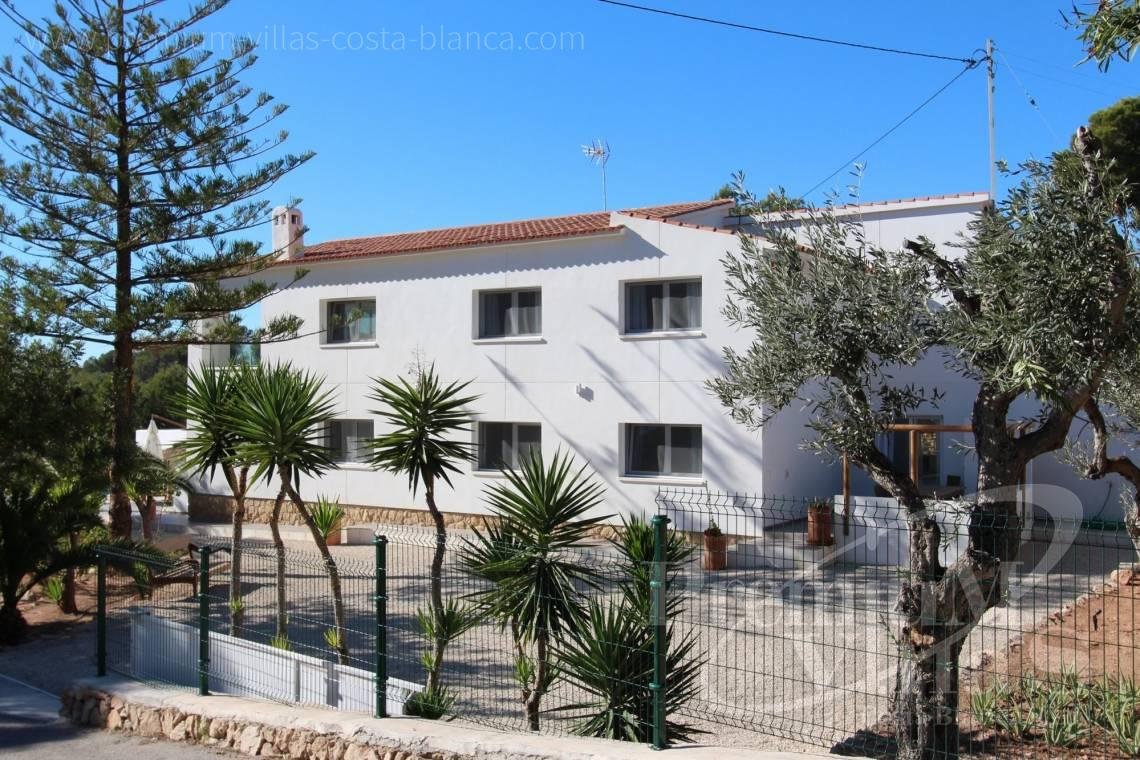 - CC2387 - Ibizan style villa with sea views in Altea 30