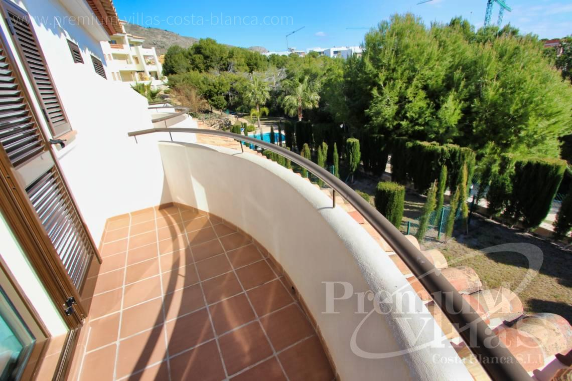 Buy bungalow with garden in Sierra Cortina Finestrat Spain - C2269 - Newly built 3 bedroom terraced houses in Finestrat 25