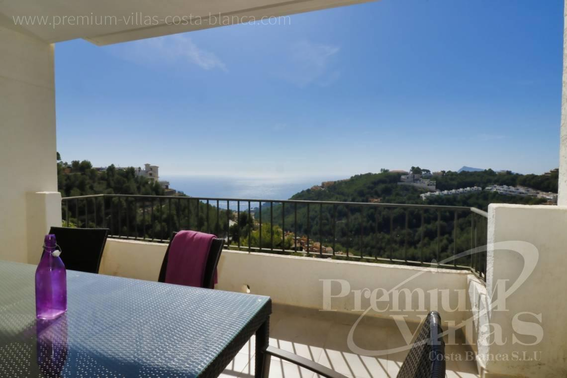 Buy apartment duplex penthouse Altea Hills Costa Blanca - AC0660 - Apartment in residential Los Lirios, Altea Hills  1