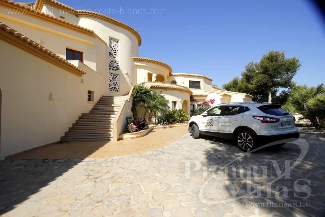 - C2174 - Luxury mansion on 3 levels with elevator and sea views in Calpe 26