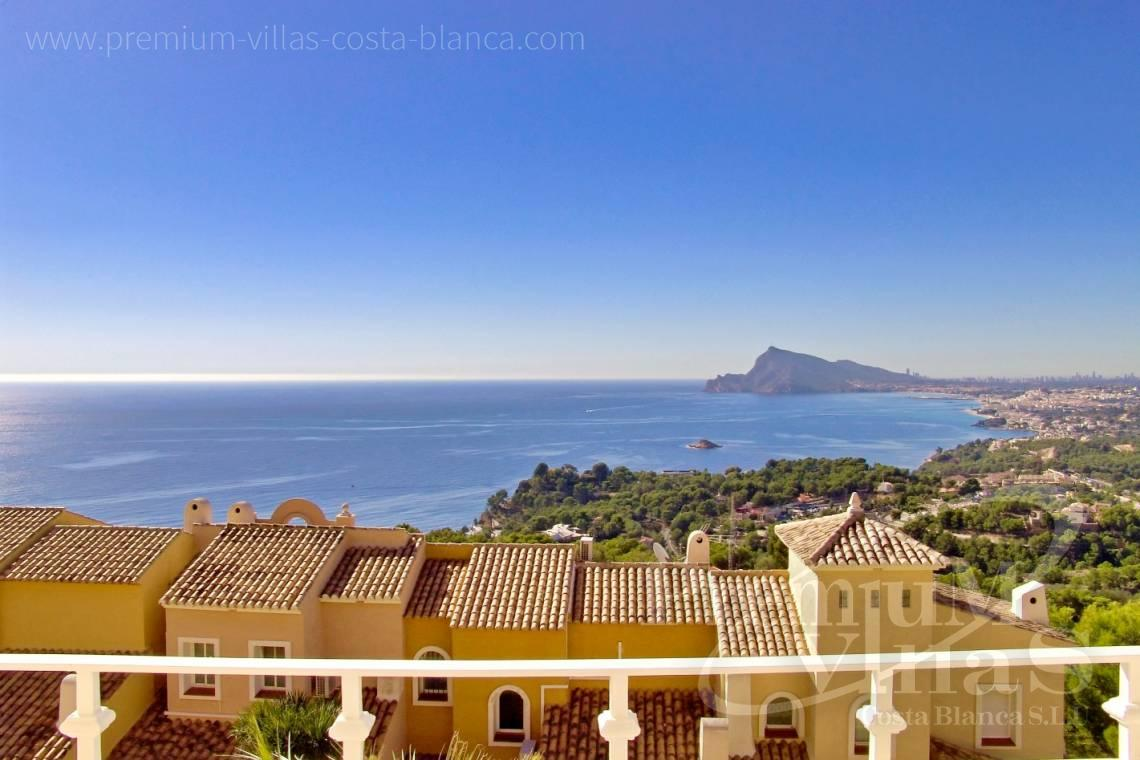 - CC2430 - Terraced house with sea views in Altea Hills 1