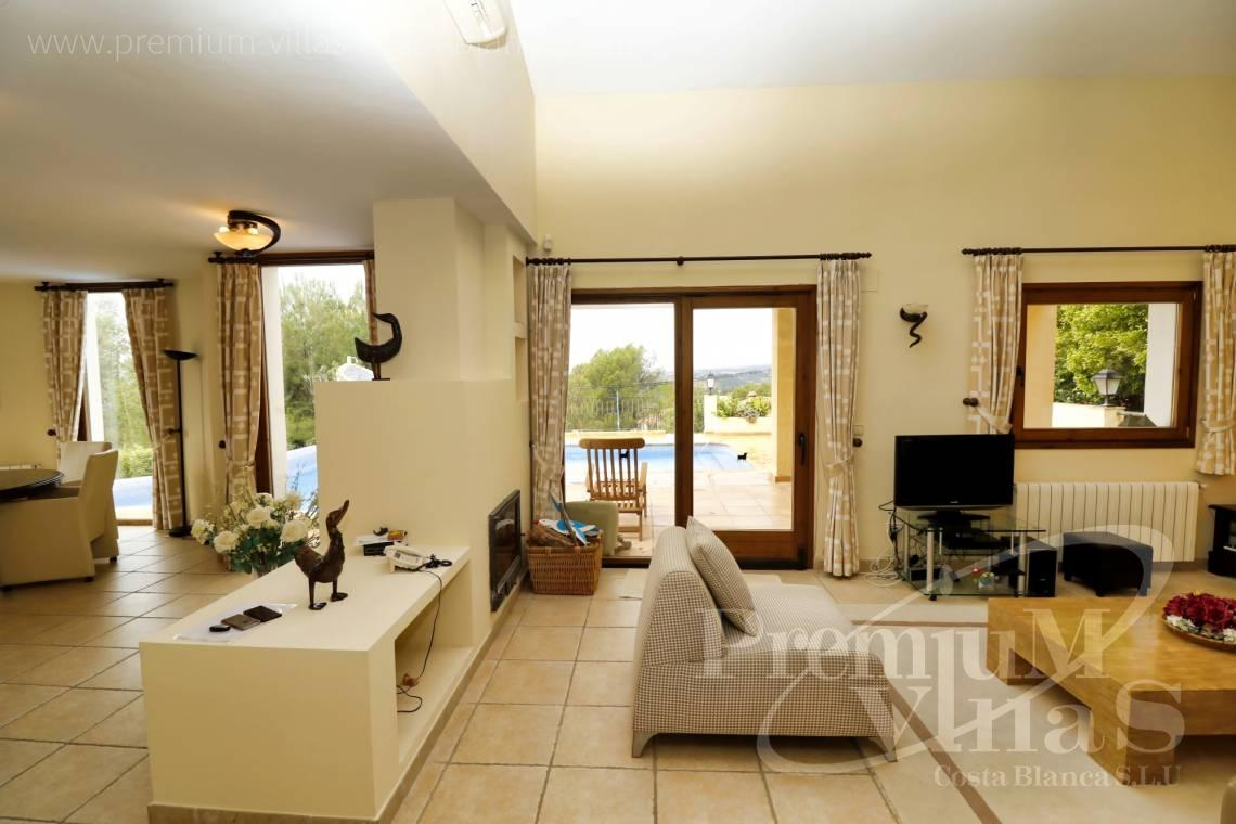 - C2274 - 4 bedroom villa with sea views in Altea La Vella 13