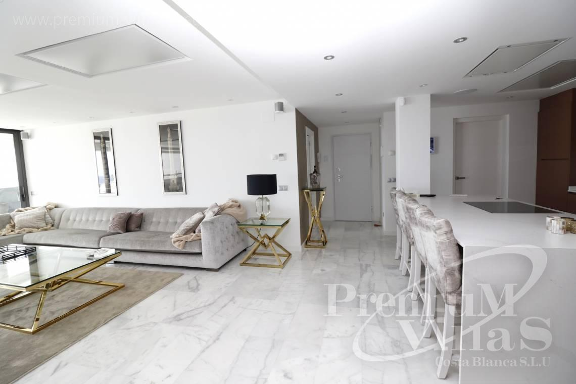 - A0635 - Super luxury apartment with sea views in Altea Hills 14