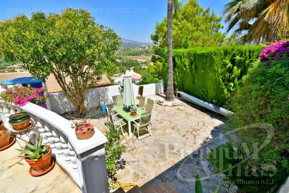 - C2114 - Villa with heated pool and spectacular mountain views in Calpe 29
