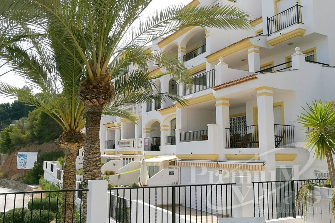 Buy apartment in urbanization Altea Dorada - A0576 - Modern apartment just a few metres from the beach with sea and mountain views 24