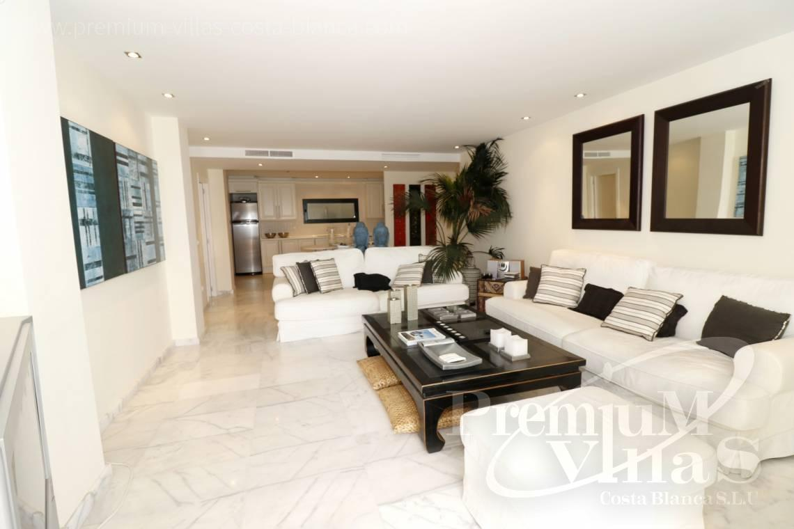 - A0605 - Apartment with sea views in Bahia 1Altea Hills 5