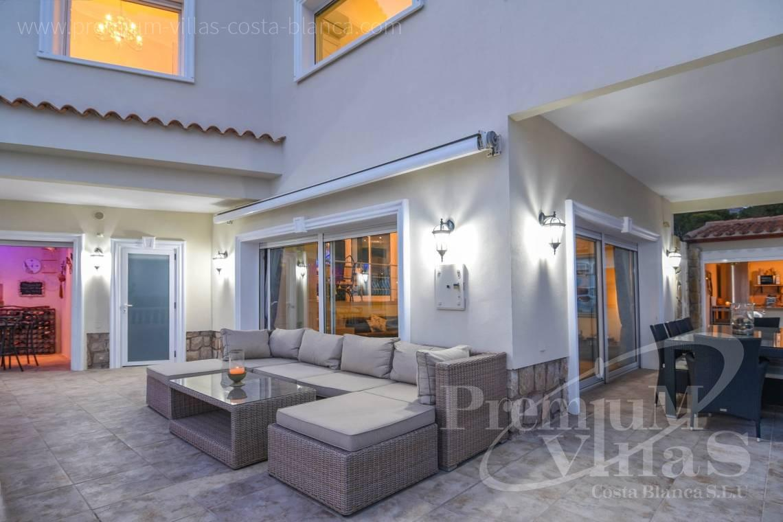- C2305 - Luxury villa with sea views in the Sierra de Altea 25