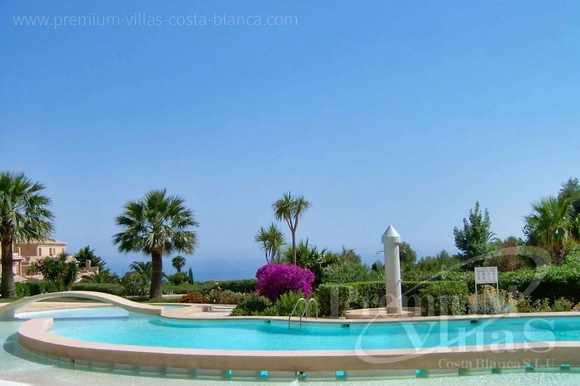- A0561 - Beautiful duplex apartment in Altea Hills with sea views  4