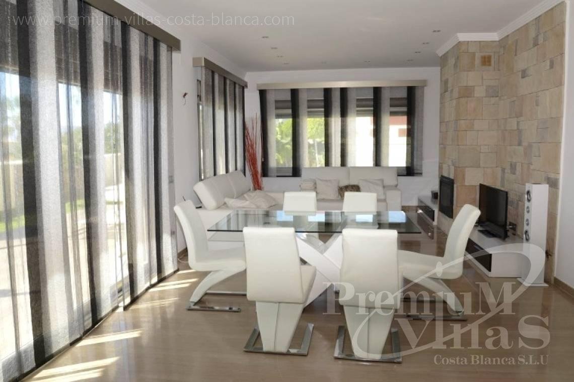 - C2223 - Modern villa in Calpe close to the beach  7
