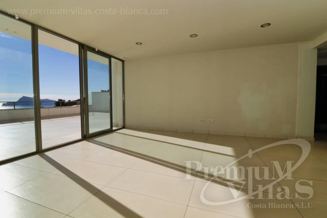 Buy modern 3 bedroom apartment in Altea Costablanca - A0612 - Modern apartment in residential Mare Nostrum, Altea 11